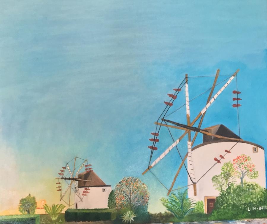 Exposição de Pintura a Óleo