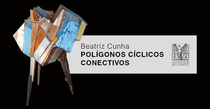 Polígonos Cíclicos Conectivos, de Beatriz Cunha