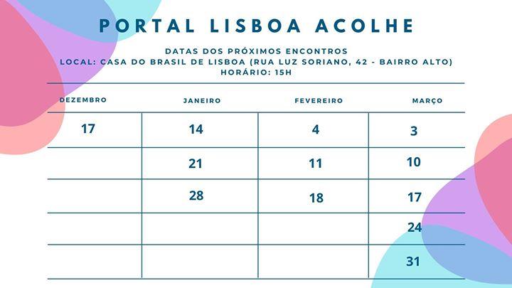Igualdade de Gênero - Sétimo Encontro do Projeto Lisboa Acolhe