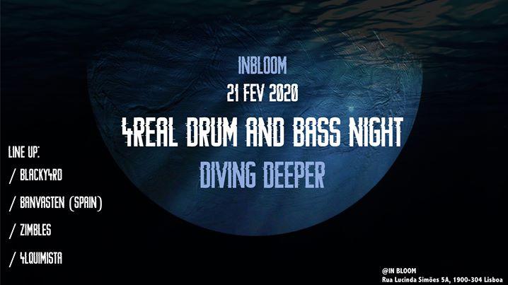 4Real Dnb Night