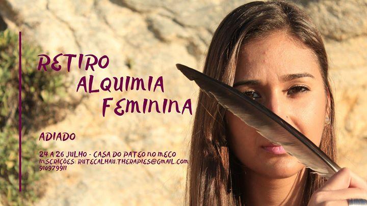 Retiro Alquimia Feminina