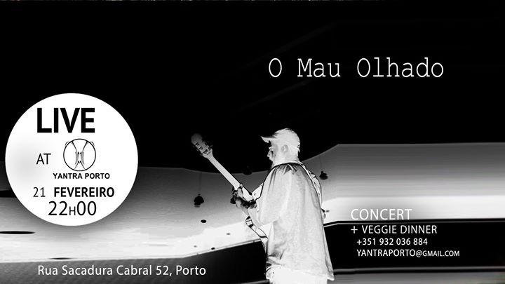 O Mau Olhado [ live ]