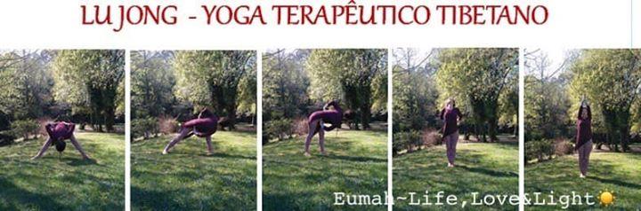 Aula de LuJong Yoga Terapeutico de Cura