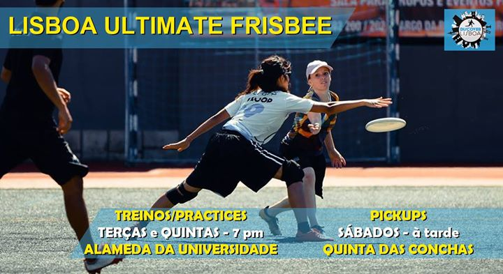 Lisbon Ultimate Frisbee Training - 46 (2019/20)