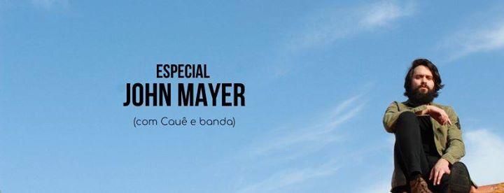 Especial John Mayer - Cauê e Banda Vultures