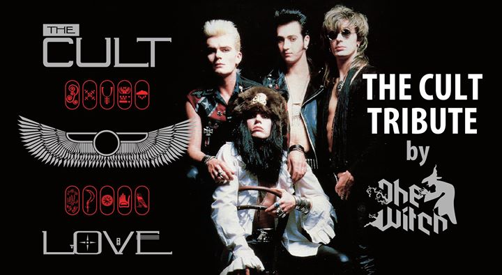 Tributo a The Cult no Mary Spot