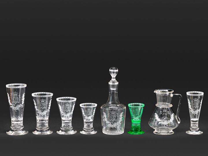 Palestra 'Os vidros à mesa na corte oitocentista'