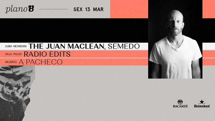 The Juan MacLean, Semedo