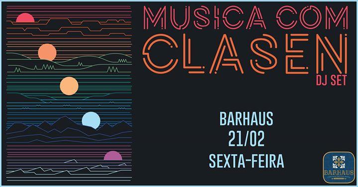Musica Com Clasen _Barhaus _21 de Fevereiro