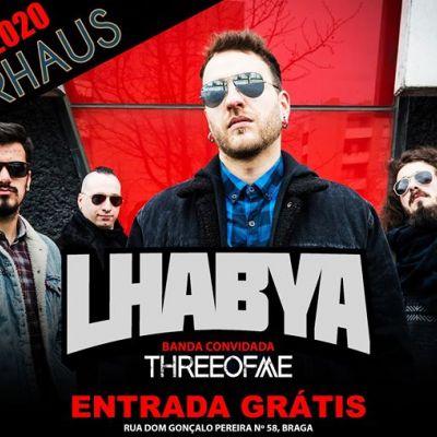 LHABYA ao vivo no | live at Barhaus