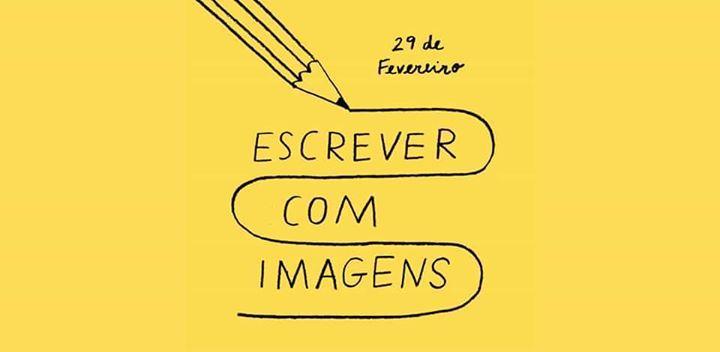 Workshop Escrever com Imagens l com ilustradora Joana Estrela