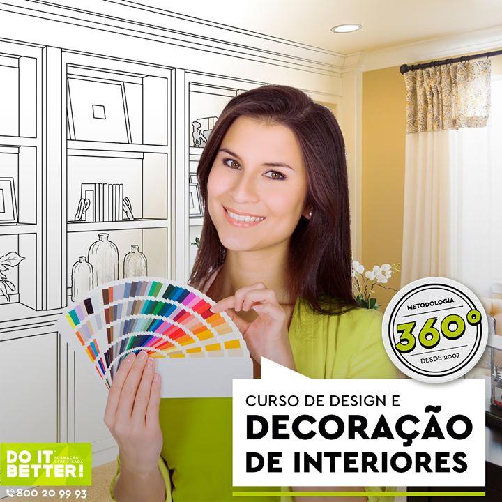 Curso DDI - Decoração de Interiores