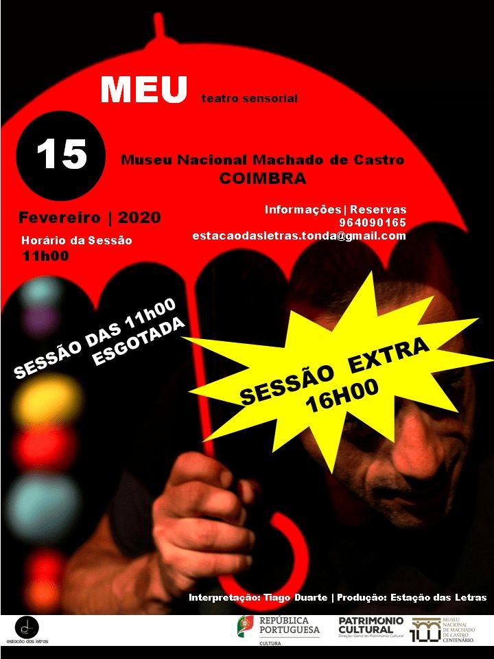 'MEU' | Teatro sensorial