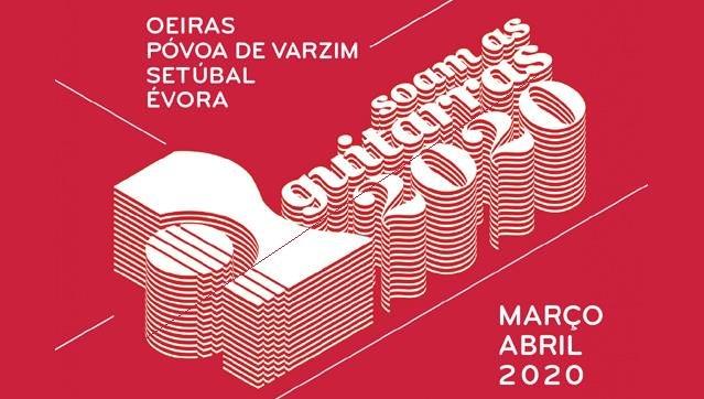 Soam As Guitarras 2020 - NOVAS DATAS