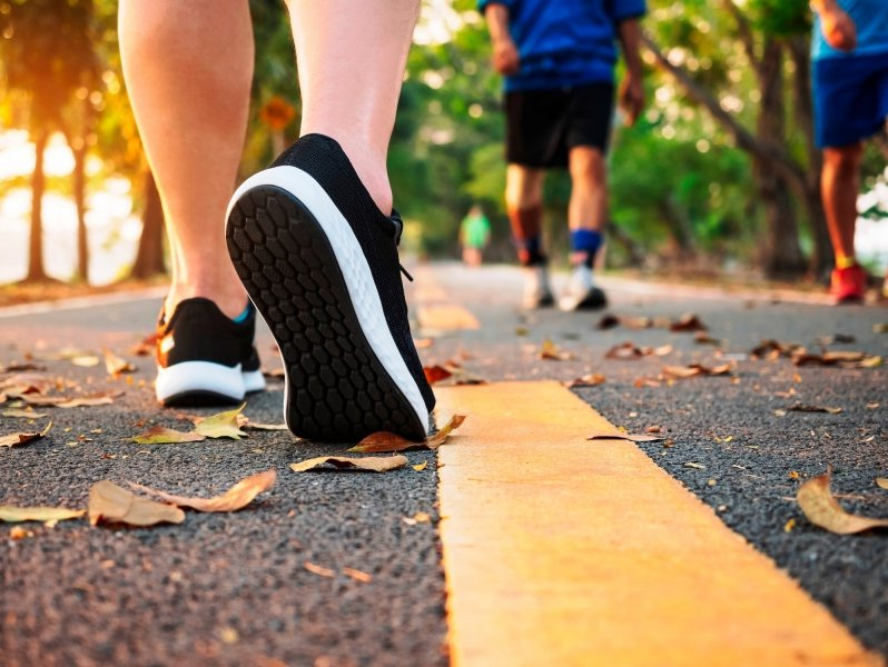 Desporto l Caminhada por Santarém