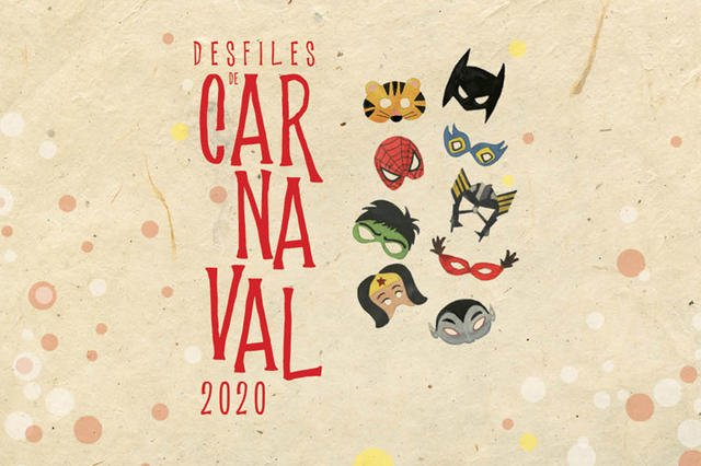 Desfiles de Carnaval 2020