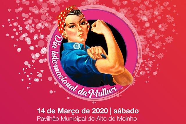 """Convivio Desportivo """"Dia Internacional da Mulher"""""""