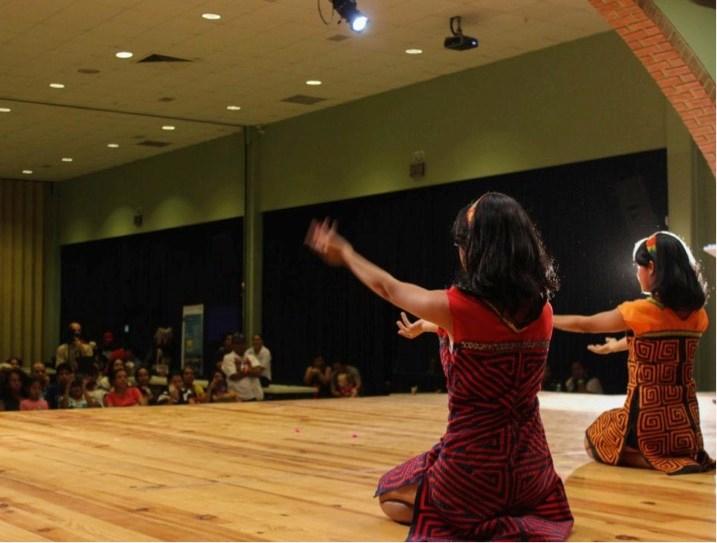 Arte Dule (indígena) em Tempos Globais