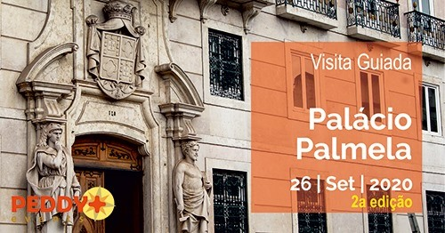 Visita Guiada ao Palácio Palmela (2ª Edição)