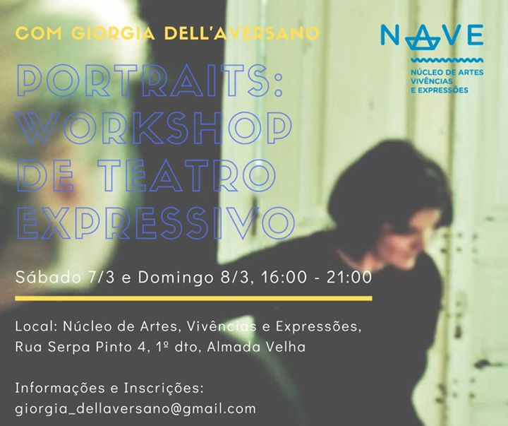 Portraits :: Workshop de Teatro Expressivo