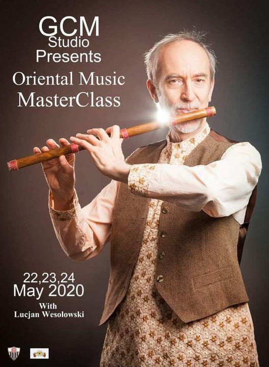 Cancelled Sitar MasterClass With Lucjan Wesolowski(canceled)