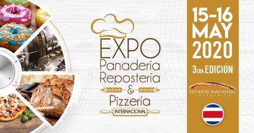 Expo Panadería, Repostería y Pizzería Internacional
