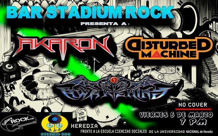 Noche de Metal en vivo!