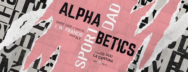 CRVN SJO: Alphabetics & Sportdad