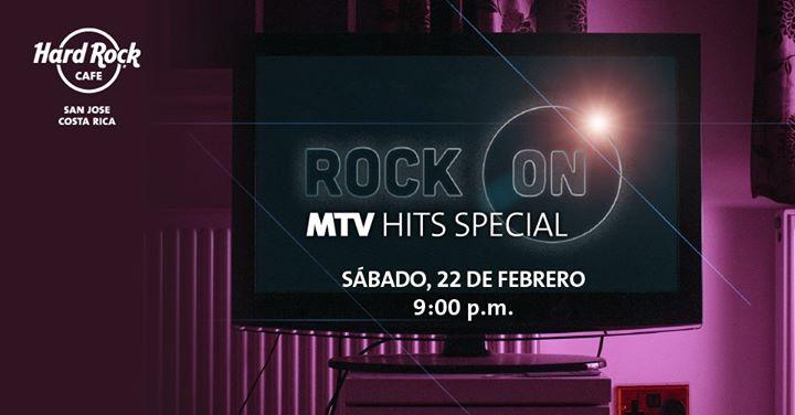MTV Hits Special por Rock On