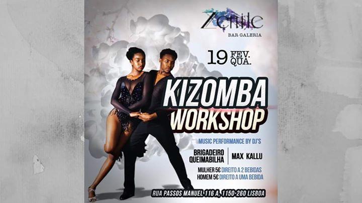 Kizomba Workshop