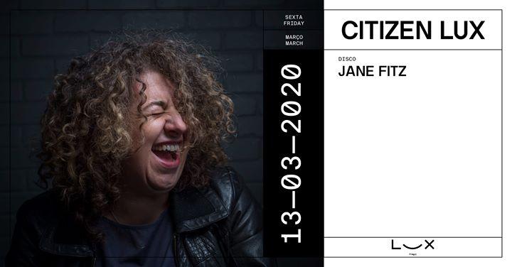 Citizen Lux: Jane Fitz x Yen Sung
