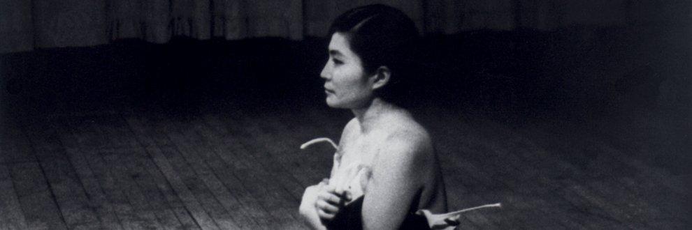 YOKO ONO | O JARDIM DA APRENDIZAGEM DA LIBERDADE
