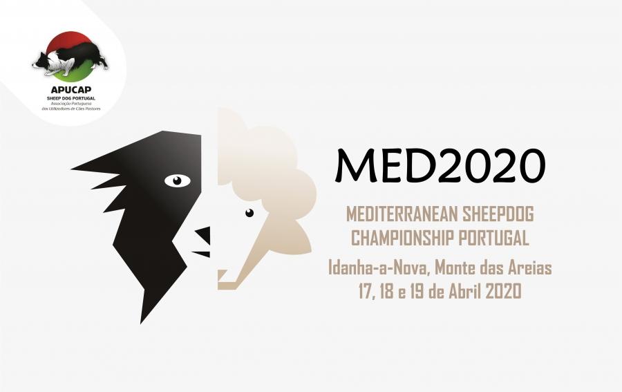 Mediterranean Sheepdog Championship Portugal 2020
