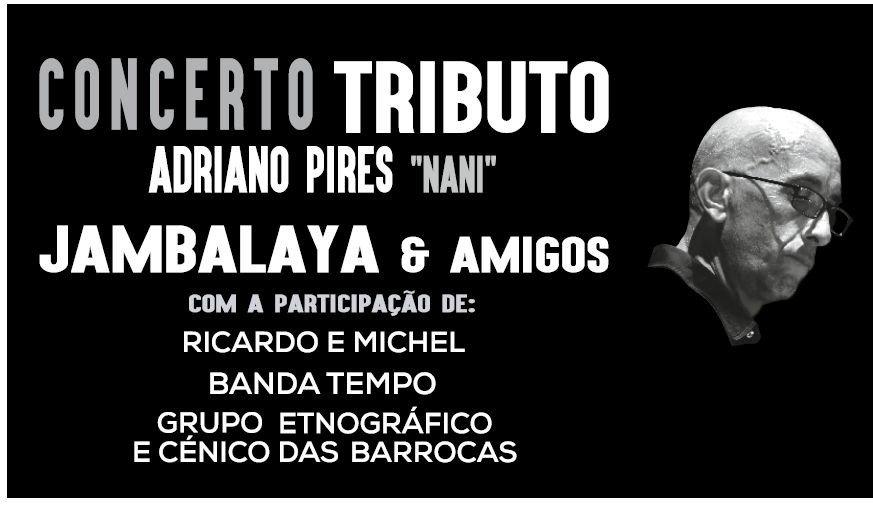 Concerto Tributo a Adriano Pires (Nani)