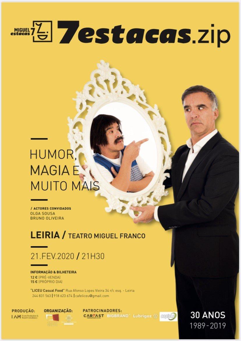 Teatro - 7 Estacas