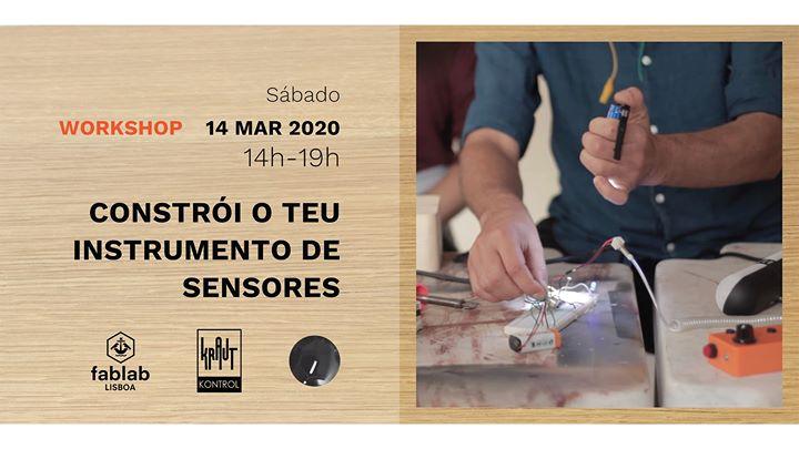 Constrói o teu Instrumento Musical de Sensores - Adiado