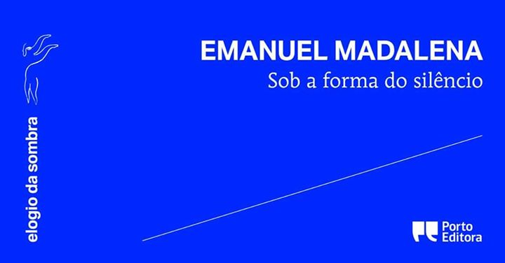Emanuel Madalena apresenta 'Sob a forma do silêncio'