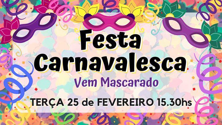 Festa Carnavalesca familiar (Lisboa)