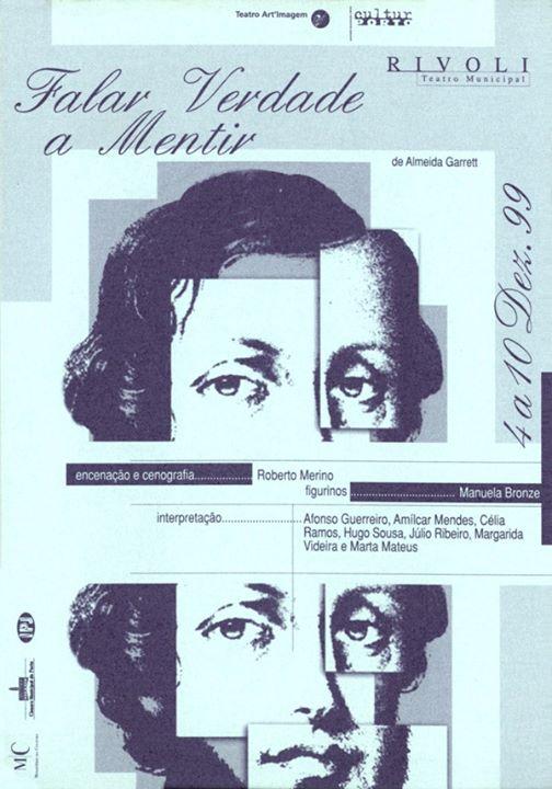 Falar Verdade a Mentir, de Almeida Garrett| Teatro Falado