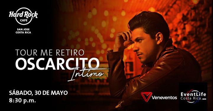 """Oscarcito Tour """"Me Retiro"""""""