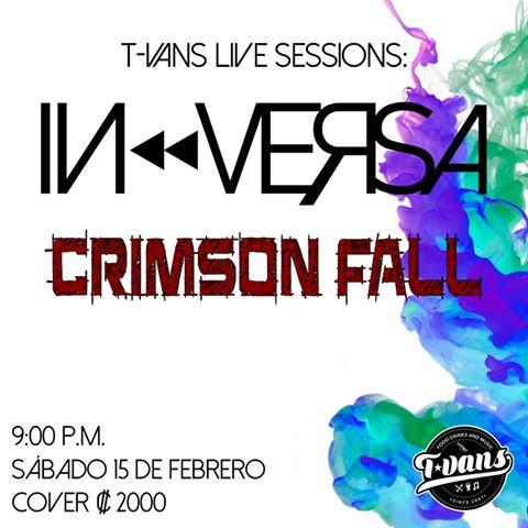 Crimson Fall & In Versa