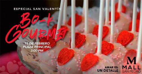 Bo-k Gourmet especial San Valentín