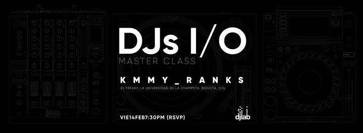 DJs I/O: Kmmy Ranks