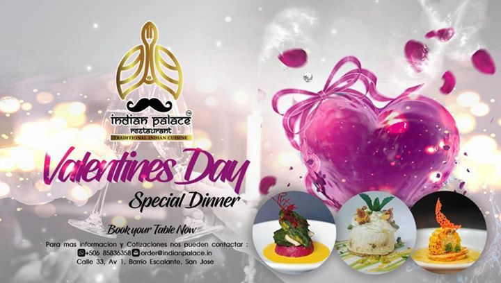Valentines Day Chefs Special