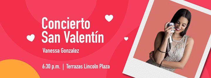 Concierto San Valentín