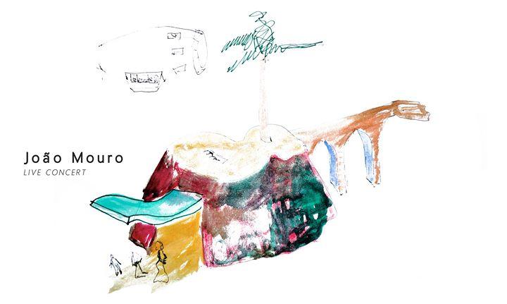 JOÃO MOURO /// concerto