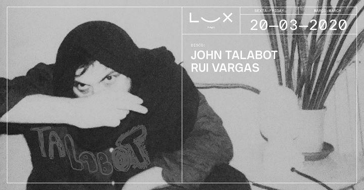 John Talabot x Rui Vargas