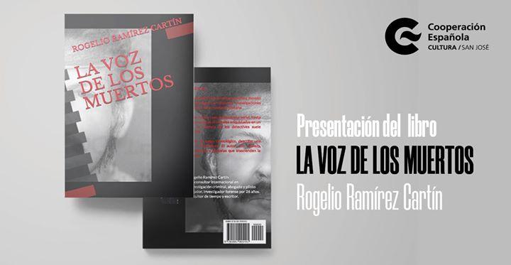 Presentación del libro La Voz de los Muertos