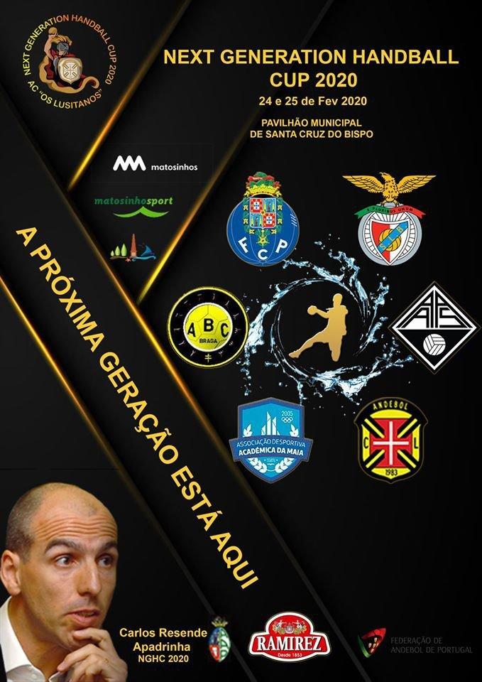 Next Generation Handball Cup 2020