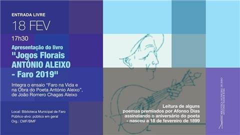 Jogos Florais António Aleixo - Faro 2019